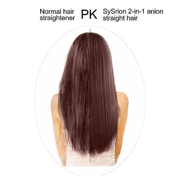 ovinm Ionic pelo cabello 2.0, anión cepillo de pelo peine cuidado ...