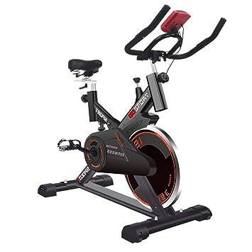 GO SPORT New Spin Bike - Bicicleta estática aeróbica Home Trainer ...