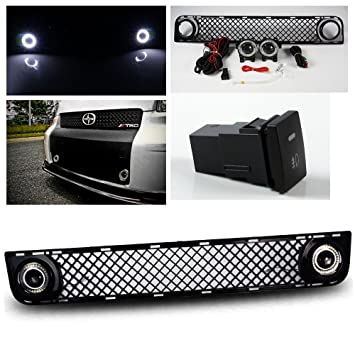Scion xB parrilla y luces antiniebla: Amazon.es: Coche y moto