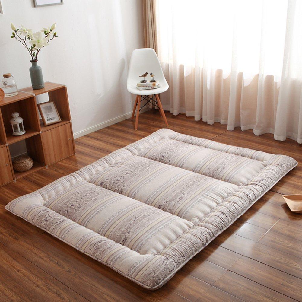 畳マットレス マットレス,折り畳み式のパッド シングル ダブル肥厚,学生寮のマットレスで-A B07PHKJ53D A 100x200cm(39x79inch)
