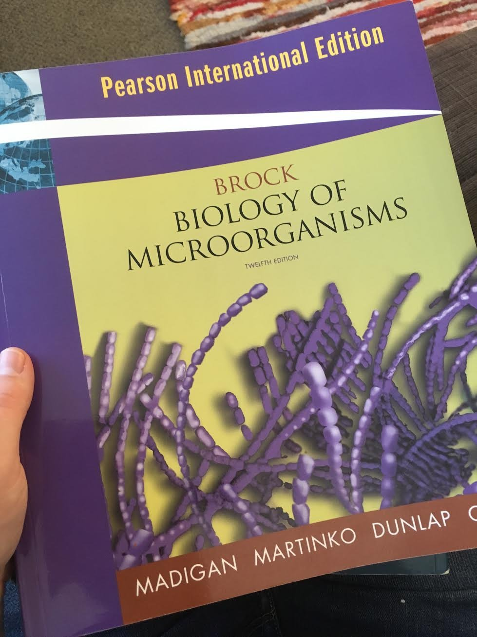 Brock Microbiology 12th Edition Pdf