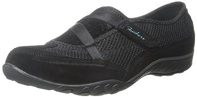 Skechers Breathe Easy Zwei einer Art Walking-Schuh  Black
