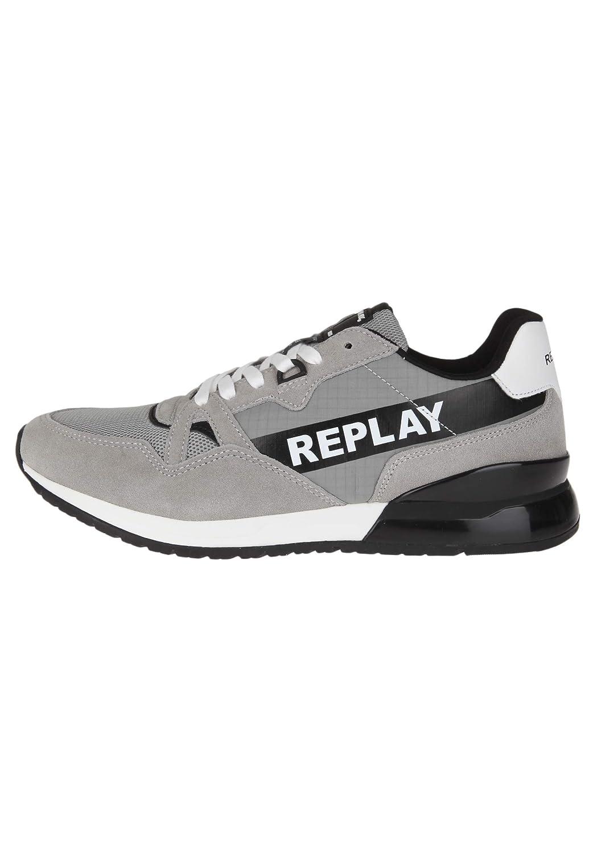 Replay Herren Wingates Sneaker: : Schuhe & Handtaschen