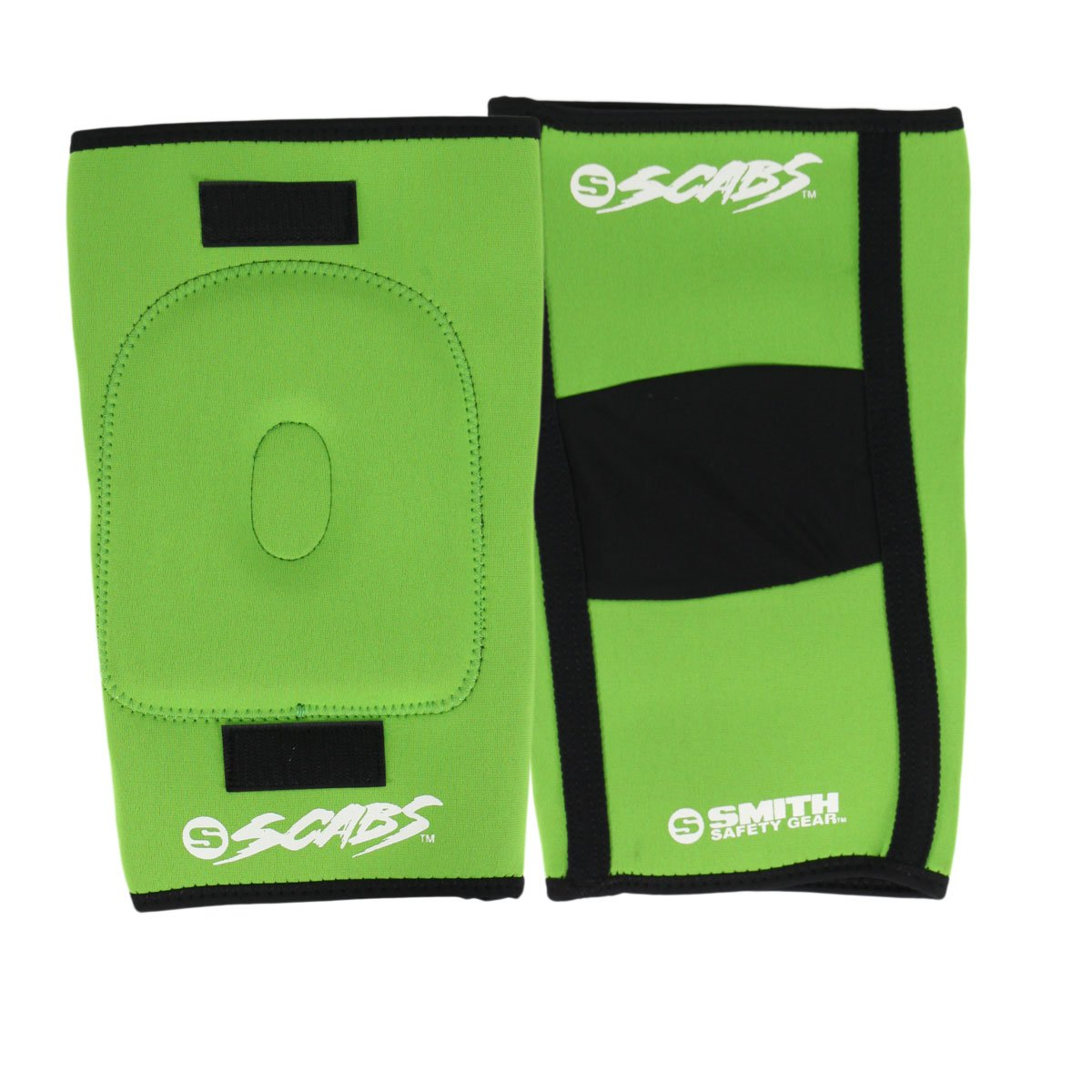Smith Safety Gear Knee Gasket Set, Green, X-Large