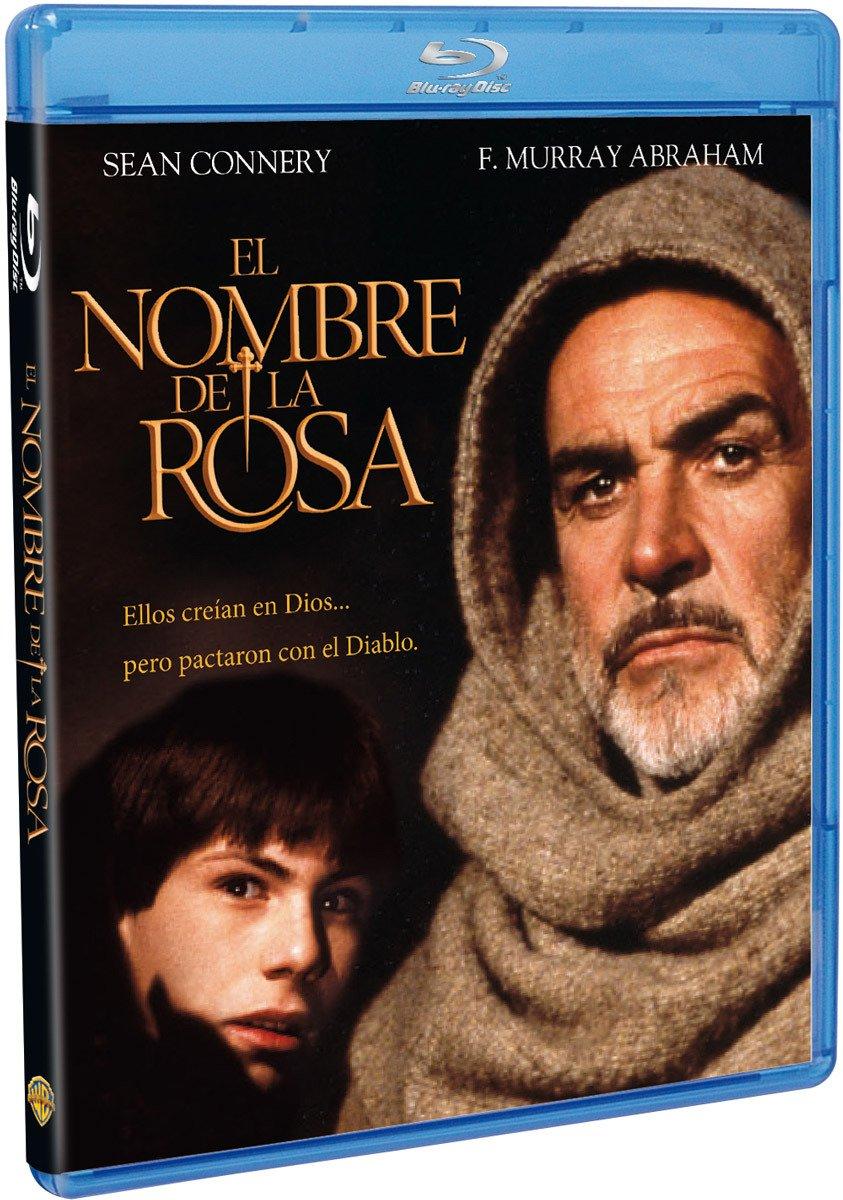 El Nombre De La Rosa Blu-Ray [Blu-ray]: Amazon.es: Ron ...