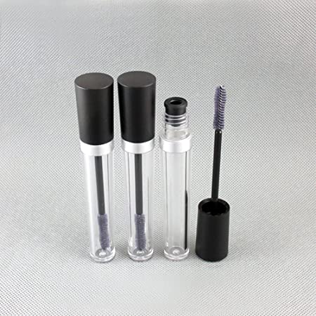 bc72457a1d6 Amazon.com : Empty Mascara Tubes, 3 Packs 8ml Reusable Empty Mascara  Container Bottle Tube for Eyelash Growth Oil, Rubber Inserts, Funnels Set  for Castor ...