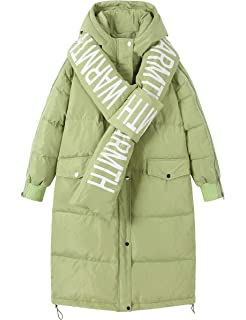 8e248bc04afde Amazon.com  Elf Sack Womens Long Wool Coat Double Breasted Outerwear ...