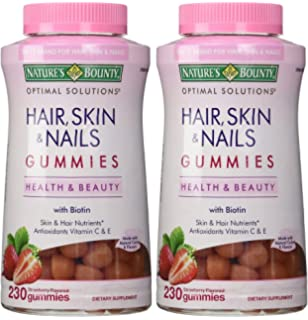 Natures Bounty Extra Strength Hair Skin Nails