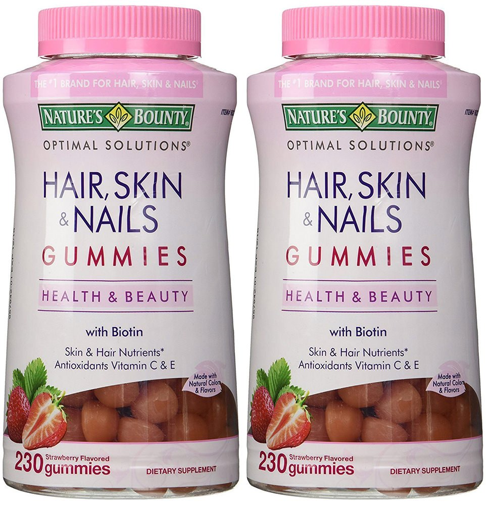 Nature's Bounty Extra Strength Hair Skin Nails