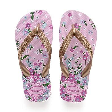 573ce4b4f Havaianas Unisex Kid s Flores Flip Flops  Amazon.co.uk  Shoes   Bags