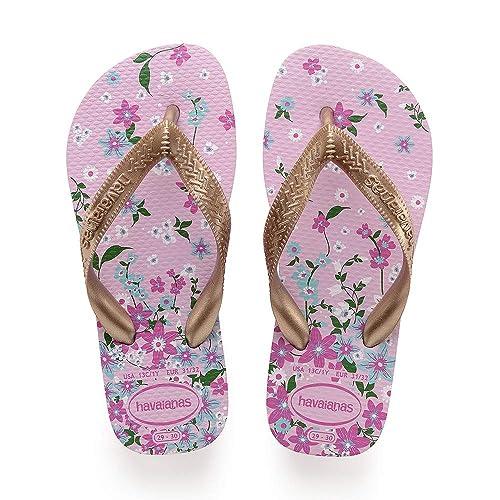 Havaianas Kids Flores, Chanclas Unisex Niños: Amazon.es: Zapatos y complementos