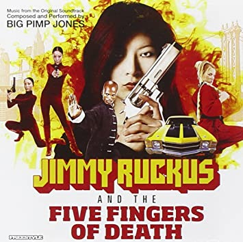 five fingers of death movie music