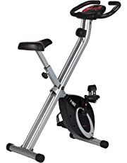 Ultrasport F-Bike and F-Rider, fitness bike and ab trainer, sporting equipment, ideal cardio trainer