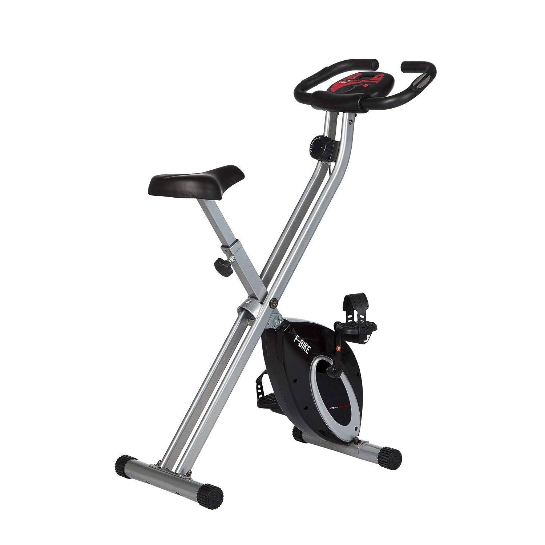 Amazon.es: Ultrasport F-Bike - Bicicleta estática con sensores de ...