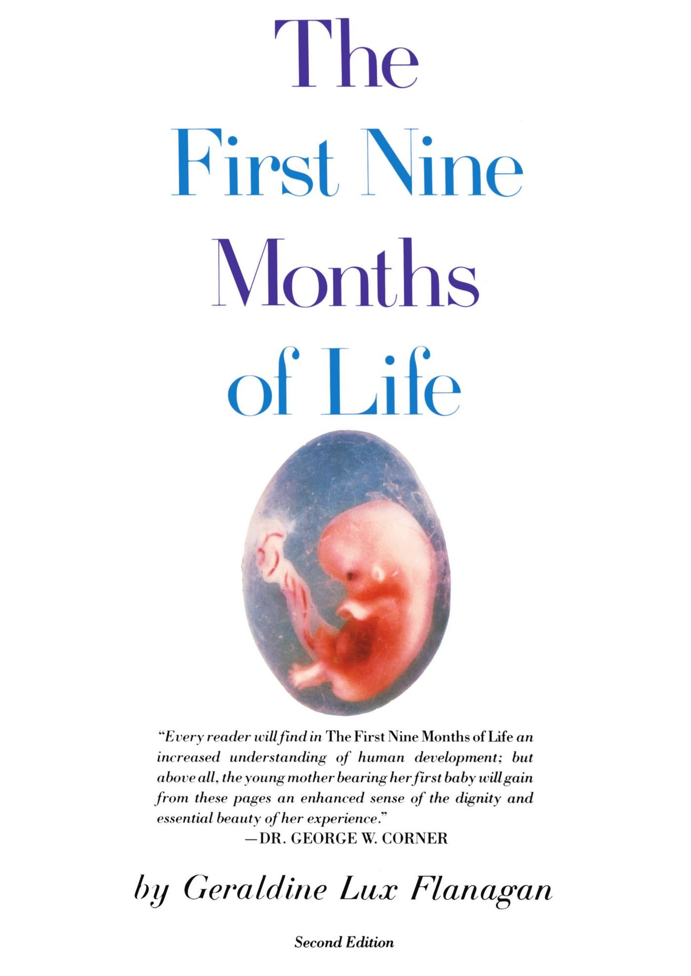 The very first months of life