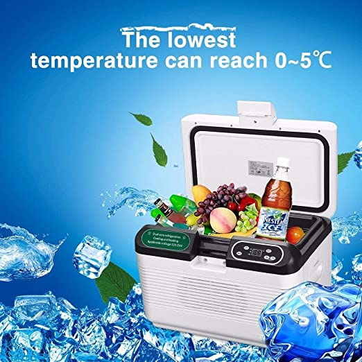 WY-Mini-Kühlschrank Nevera portátil para Coche, portátil ...