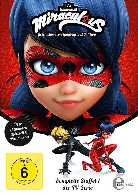 Miraculous - Geschichten von Ladybug & Cat Noir - Die komplette 1. Staffel