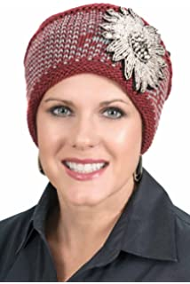 059a9dd2c92a9 Headcovers Unlimited Beaded Flower Cuff Headband - Headwear Accessories for  Cancer and Chemo Patients