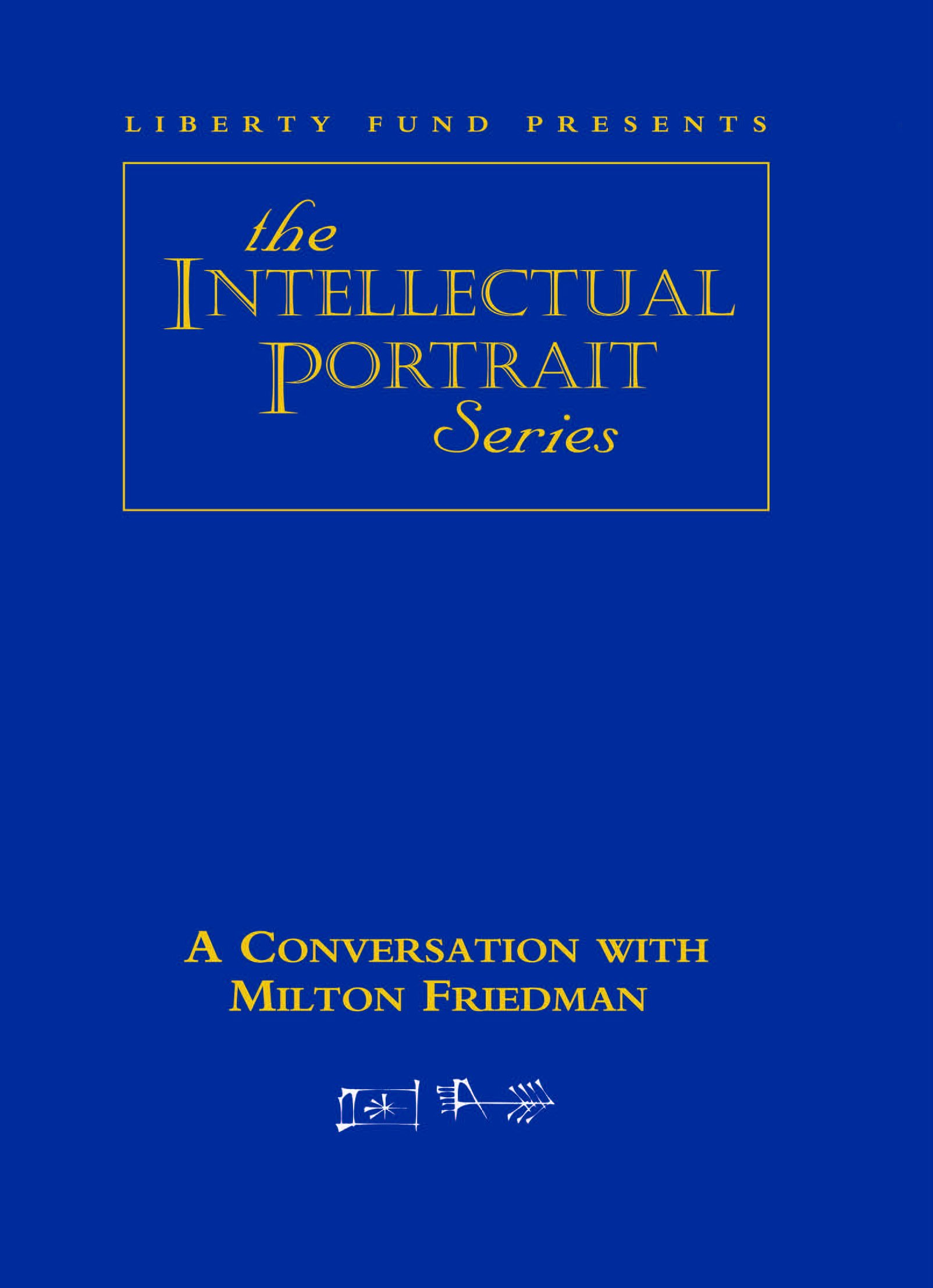 Download Milton Friedman DVD (Intellectual Portrait Series) PDF