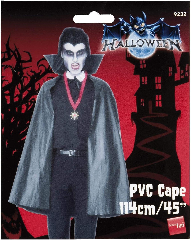 Smiffys PVC Vampire Cape