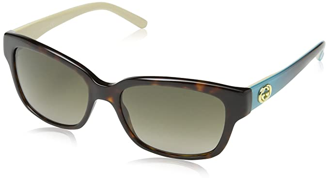 Amazon.com: Gucci gg3615/S – Gafas de sol, 54 mm: Clothing