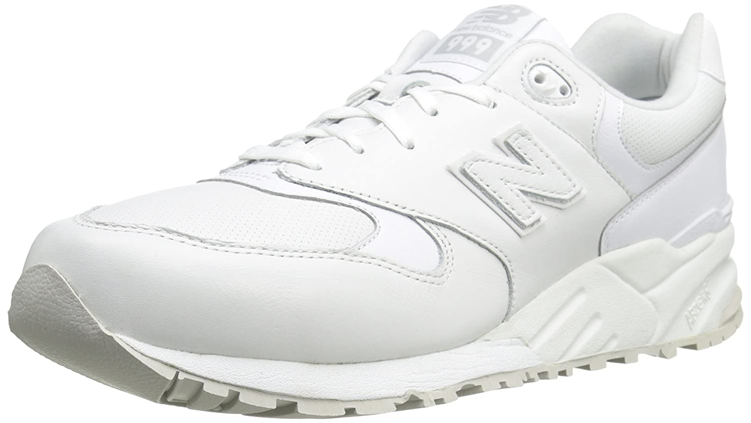 sports shoes fd7a3 eaf03 Amazon.com   New Balance Men's ML999 Summer White-Out Pack ...