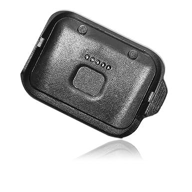 Bradychan® Cargador Soporte de carga estación de carga para Samsung R382 Samsung Gear Live SM