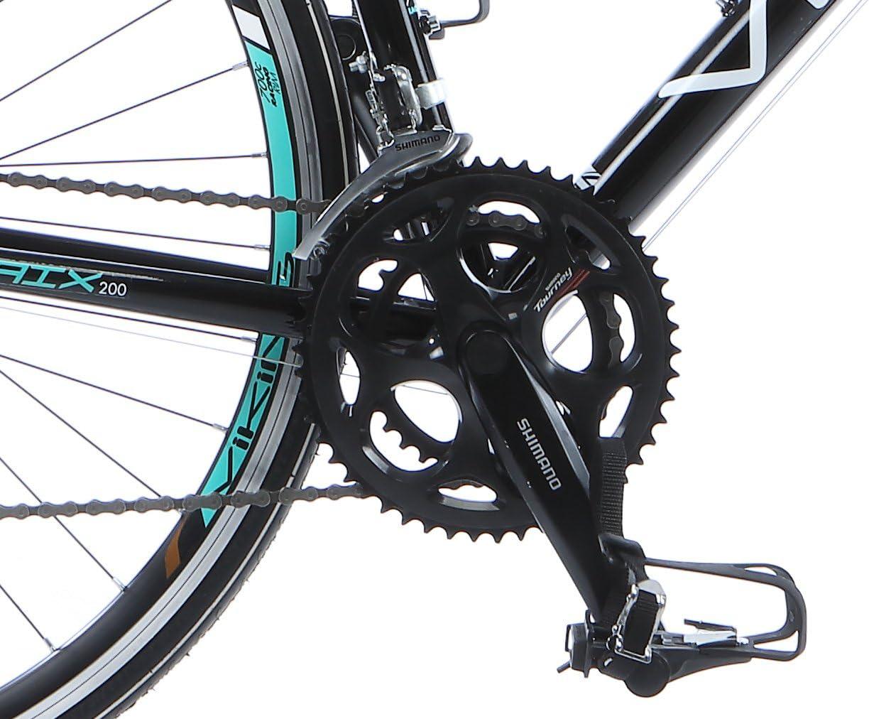Viking - Bicicleta para hombre Roubaix., color negro, tamaño ...