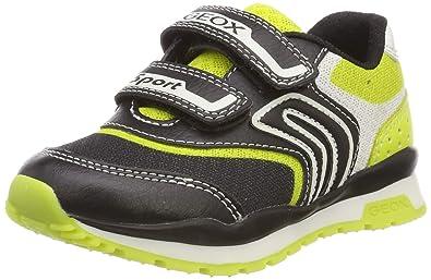 22a757e50 Geox Boys' J Pavel a Trainers: Amazon.co.uk: Shoes & Bags