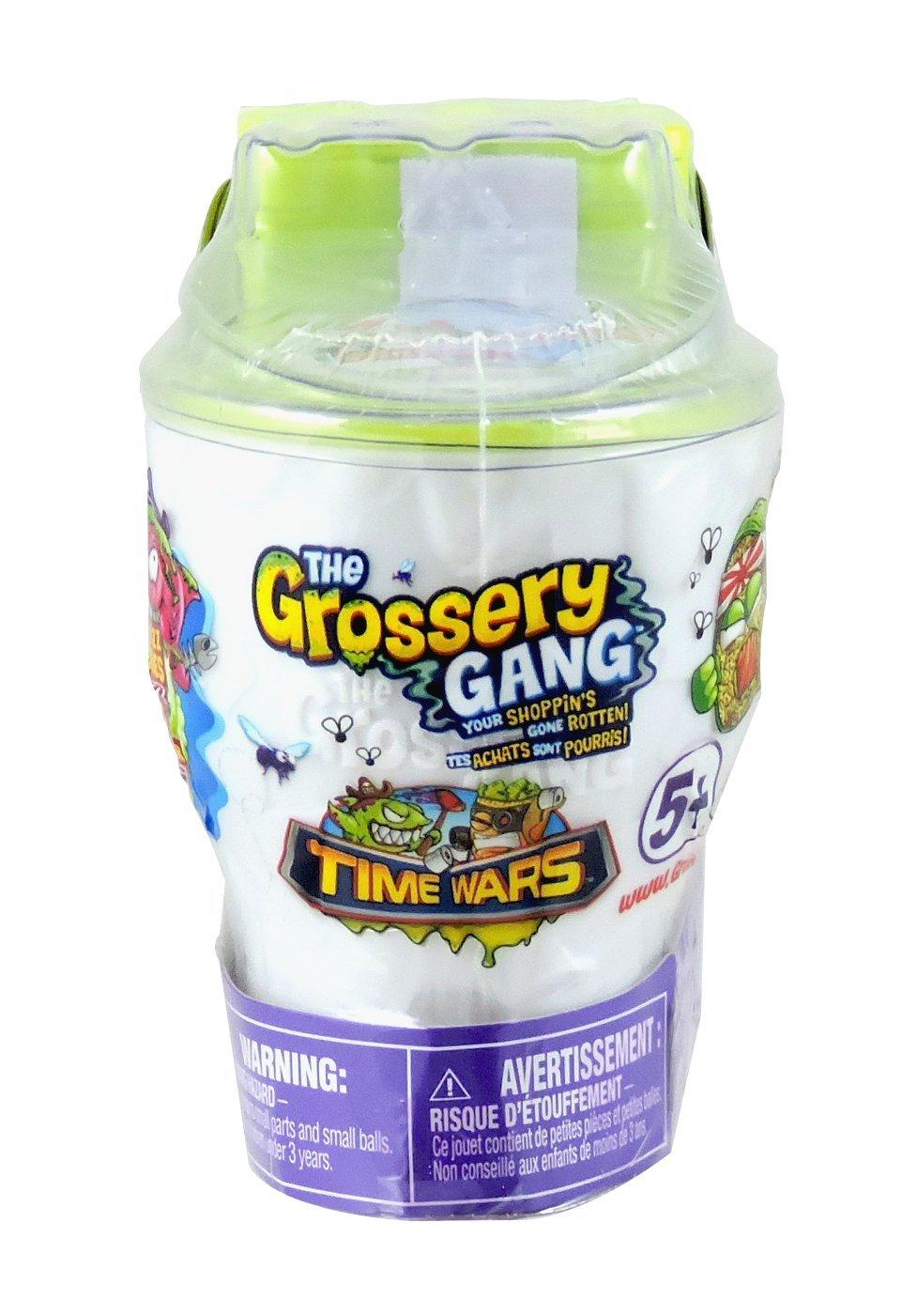 Grossery Gang Series 5 Mystery Pack Moose Toys ID69137