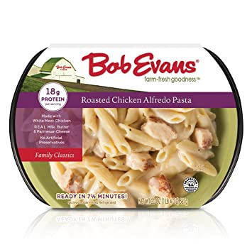 Bob Evans, Roasted Chicken Alfredo Pasta, 20 oz