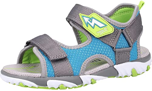 Sandalen MIKE 2 für Jungen, Fußball, Weite M4, superfit | myToys