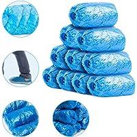HELLOGIRL 100 Unids/Set Cubiertas de Zapatos Desechables Resistente