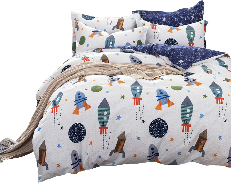 Amazon.com: Brandream Boys Bedding Set Full Size Cotton Kids Outer