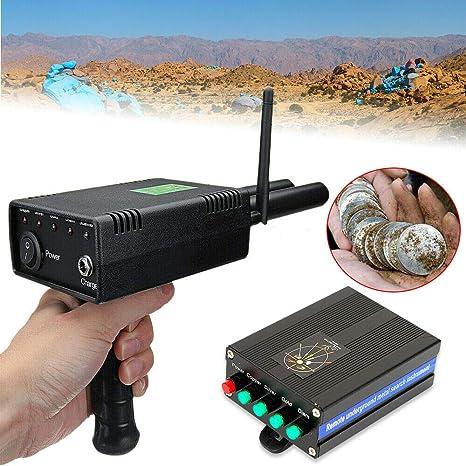 Antena de mano de 12 V, detector de metal, buscador de metal ...