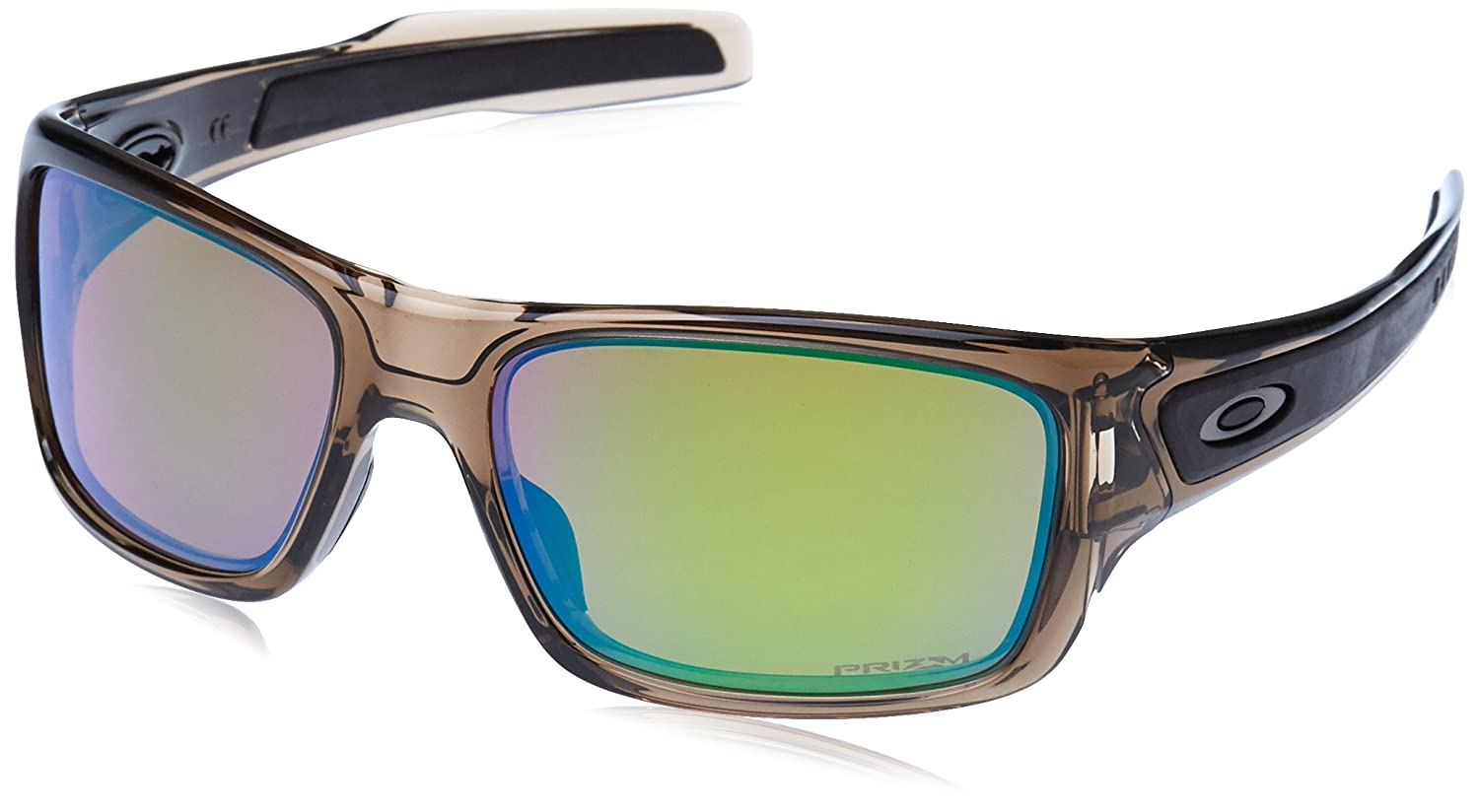 231921f36de Oakley - Turbine XS - Brown Smoke Frame-Prizm Shallow Water Polarized  Lenses  Amazon.ca  Clothing   Accessories