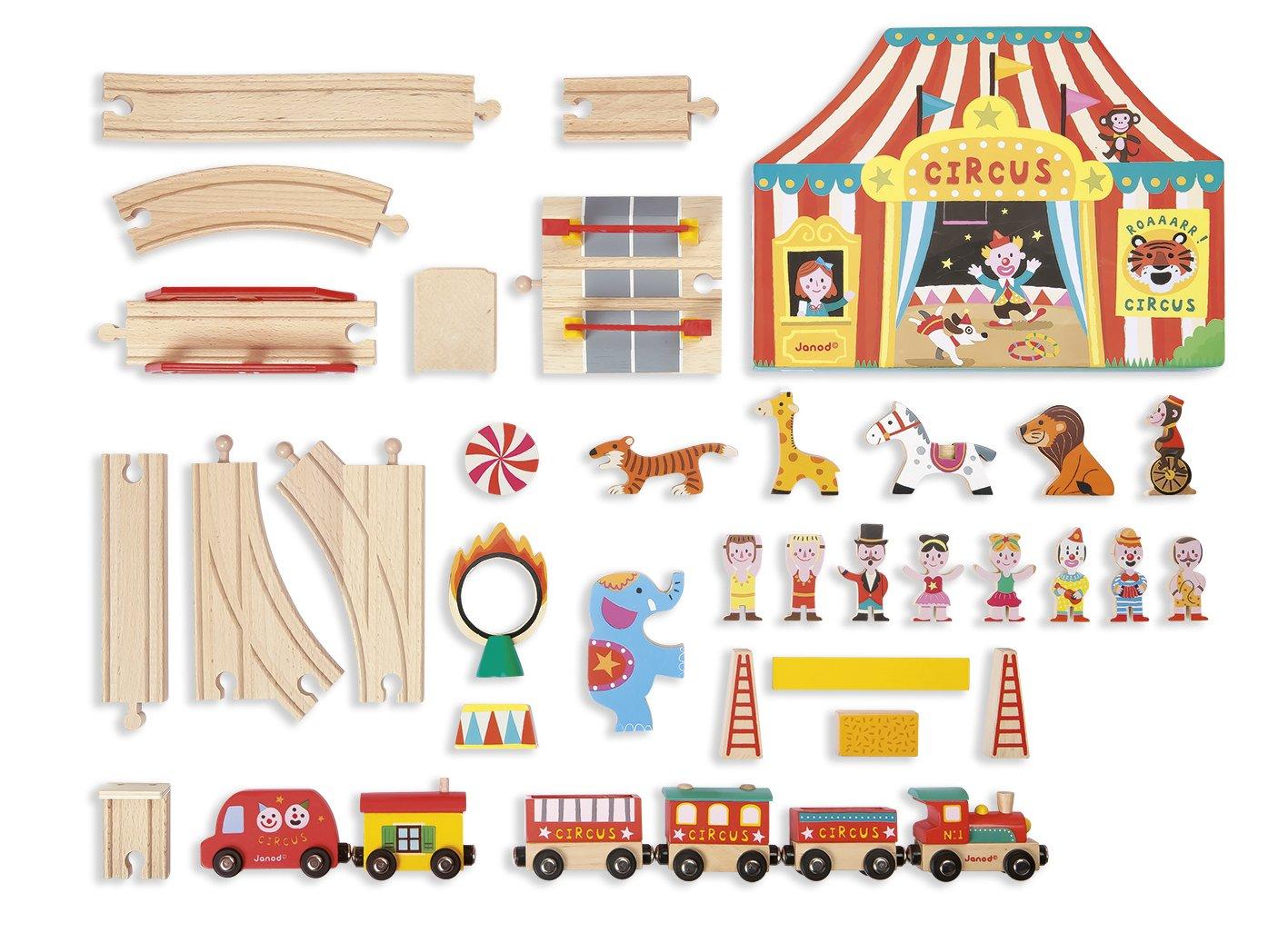 Story Express Circus bois bvUpfT