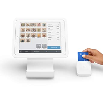 c0d0b6e2418 Amazon.com  Square Stand for contactless and chip for iPad (2017 ...