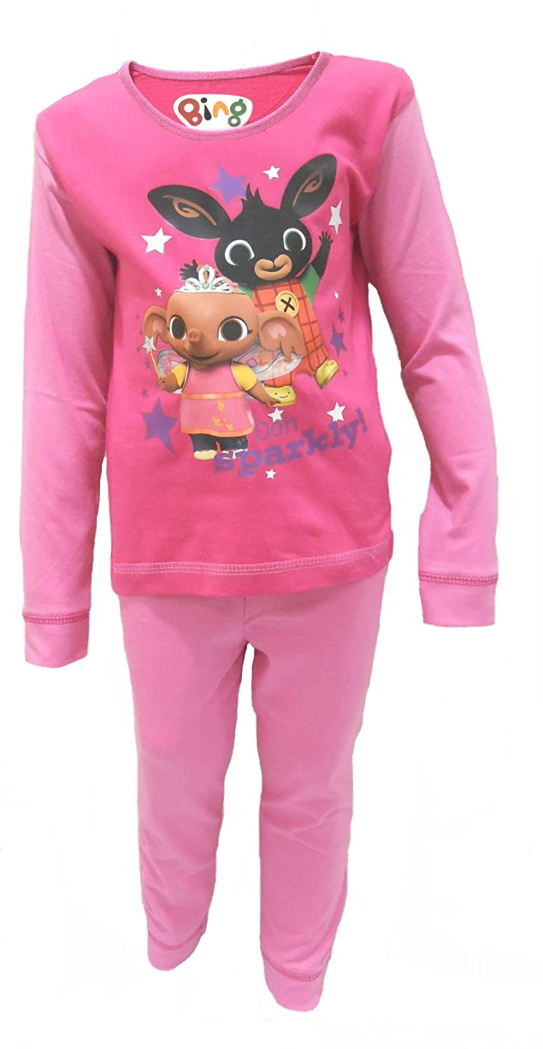 Bing Girls Pyjamas Sula Sparkly 18 Months 5 Years