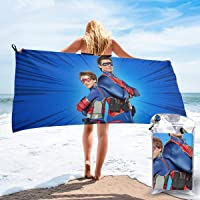 GOODSTHING Toalla Sports & Travel &Beach Towel Danger
