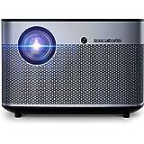 Xgimi H2 4K 1080p HD Smart Projector WiFi Bluetooth Harman/Kardon Speakers, Home Video Theater System , 1350 ANSI lm, 30,000