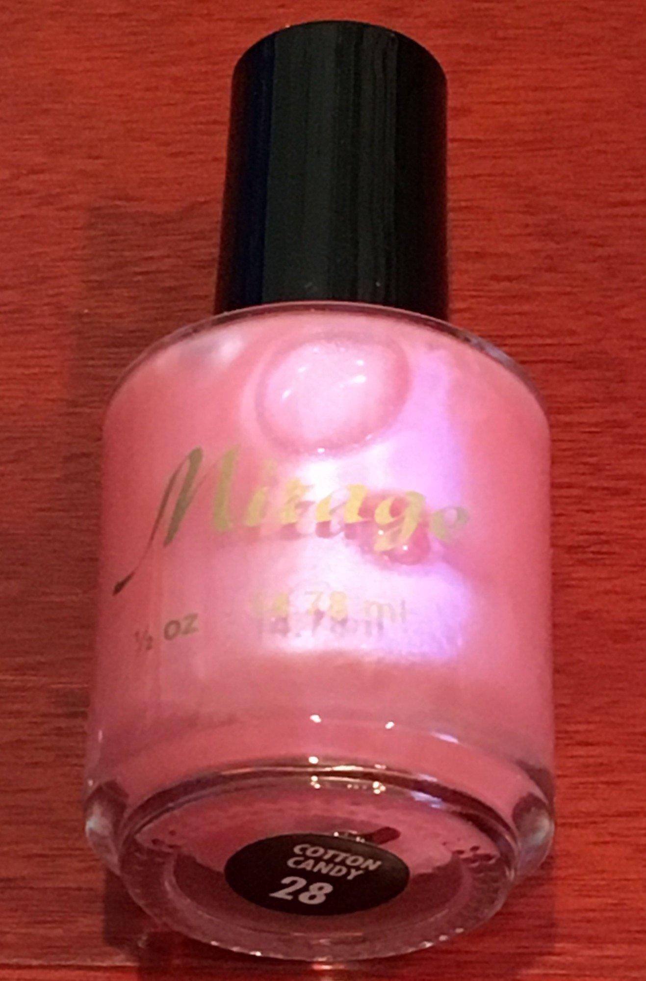 Amazon.com: Sation Nail Polish Cotton Candy 77 .5oz: Health ...