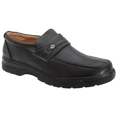 b0aaa882 Smart Uns - Zapatos Casuales Saddle Apron Hombre Caballero - Trabajo/Fiesta  (40 EUR
