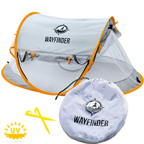 Wayfinder TravelTot, Baby Travel Tent Portable