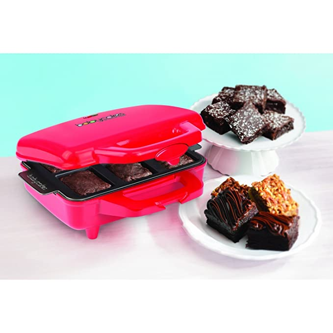 Amazon.com: Babycakes Brownie Maker con recubrimiento ...