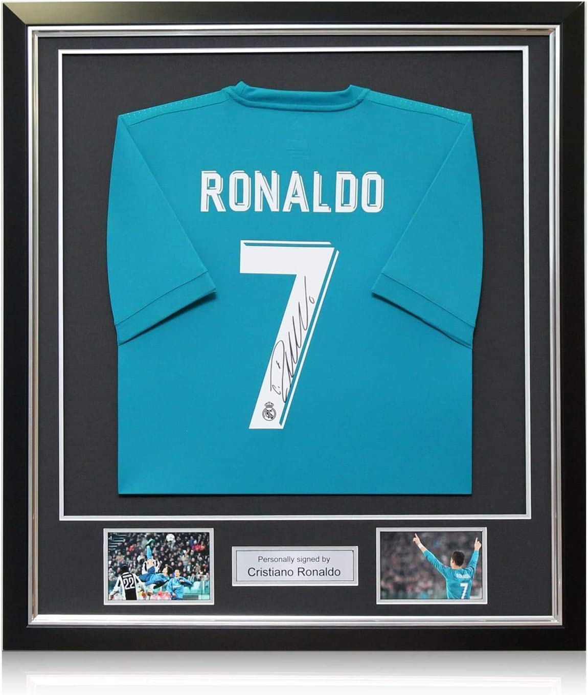 exclusivememorabilia.com Camiseta de Fútbol del Real Madrid ...