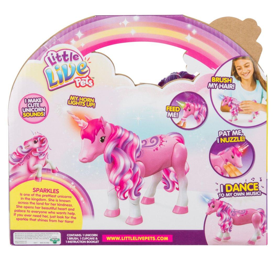 Little Live Pets - Sparkles My Dancing Interactive Unicorn   Dances & Lights to Music - Engaging Fun - Batteries… 9