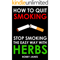 How to Quit Smoking: Stop Smoking the Easy Way with Herbs book cover