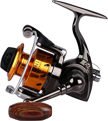Front Spin Size 10 Fishing Reel NEW USA FREE SHIPPING MAX