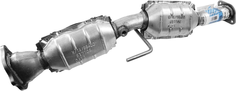 AP Exhaust 641178 Catalytic Converter